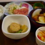 洞爺山水ホテル 和風 - 『朝食込みプラン』2014.9