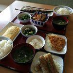 のうめん食堂 - 料理写真: