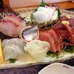 すぎ多 - 料理写真:刺身定食