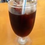 グラスファーム - アイスコーヒー