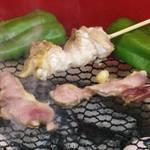 きじや - きじ炭焼き (単品)¥2,000