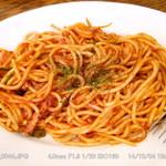 キプフェル - ナポリタン・スパゲティ \750 (2014.10.5)