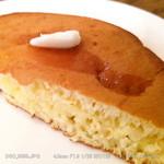キプフェル - ホットケーキ ふわふわ甘くて懐かしい味