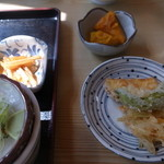 加賀屋 - 天ぷら