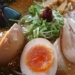 藤一番 - 料理写真:2014/9 濃厚豚骨ラーメン
