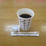 腸詰屋 - 「ホットコーヒー」です。