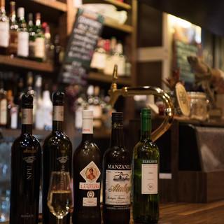 ワインやシェリー以外にもノンアルコール&低アルコールカクテル