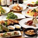 びすとろ frat. - コースは、イタリアン・エスニックの各種料理が堪能可能☆彡