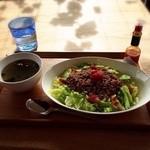 沖縄セレクトショップ&カフェ 美ら・琉 - タコライス♡