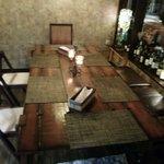 ランプ - 6人掛けテーブル・1