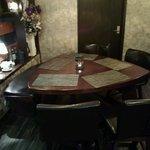 ランプ - 6人掛けテーブル・2