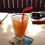 沖縄セレクトショップ&カフェ 美ら・琉 - パッションフルーツジュース♡