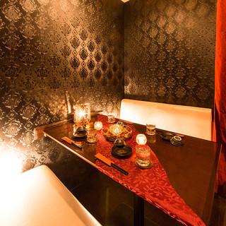 ◆全席個室◆少人数~団体様個室完備