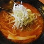 味楽 - 辛味噌ラーメン 2014.10
