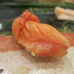 治鮨 - 26年10月 赤貝