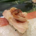 治鮨 - 26年10月 煮蛤