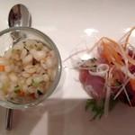 カンブーザ - 前菜