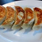 麺屋 八 - 餃子