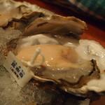 Oyster Bar ジャックポット - 昆布森(620円)