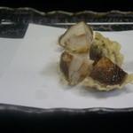 天正 - 椎茸とエビ