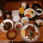 北海道第一ホテル サッポロ - 朝食バイキング