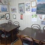 八ヶ岳パイ工房 - テーブルとイスが2組分