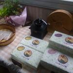 八ヶ岳パイ工房 - 色々なパイがありました