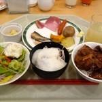 ホテル日航ノースランド帯広 - ノースランドブッフェ(1600円)
