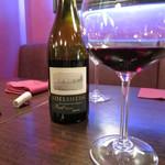 ワインバー エム - Adelsheim vinyard Pinot Noir Willamette Valley 2010(持ち込み) (2014/09)