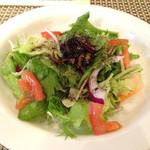 ベルソリーゾ - サラダ