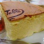 フルーツケーキファクトリー - ふわふわスフレチーケー♡
