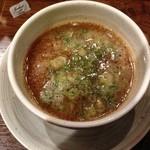 伊勢ラーメン88 - 濃厚つけ麺 10月2014