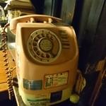 ぼるが - 昭和なピンクの電話!かけられますか?