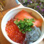 Hoterusambareizunagaoka - 朝食バイキング(勝手丼)