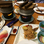 Hoterusambareizunagaoka - 夕食バイキング