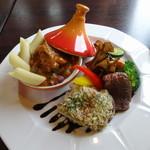 クーネルキッチン - 肉ランチ