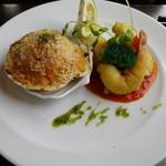 クーネルキッチン - お魚ランチ