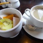 クーネルキッチン - 珈琲とデザート