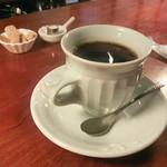 naka 蔵 - ドリンク写真:ホットコーヒー