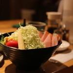 天野ファミリーファーム - サラダ