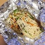 31287004 - 細切り乾豆腐のサラダ