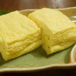 そば所 よし田 - 卵焼き