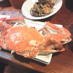 扇八 - 渡り蟹