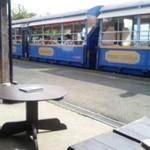 31289998 - トロッコ列車が到着♪