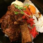 DINING Ben - 上州麦豚の照り焼き丼