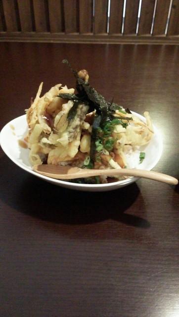 四季菜 - たっちょほねく丼