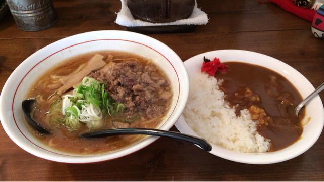 シマシマトム - 醤油とカレーのセット