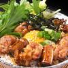 焼鳥小屋 いろとり鶏 - 料理写真:やきとり丼