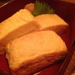 居酒屋 酒神 三代目 - 美味しい出汁巻き