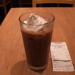 エクセルシオール カフェ  - アイスショコラ(S)
